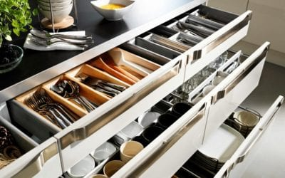 5 Kitchen Cabinet Accessories That Will Make Your Life Easier