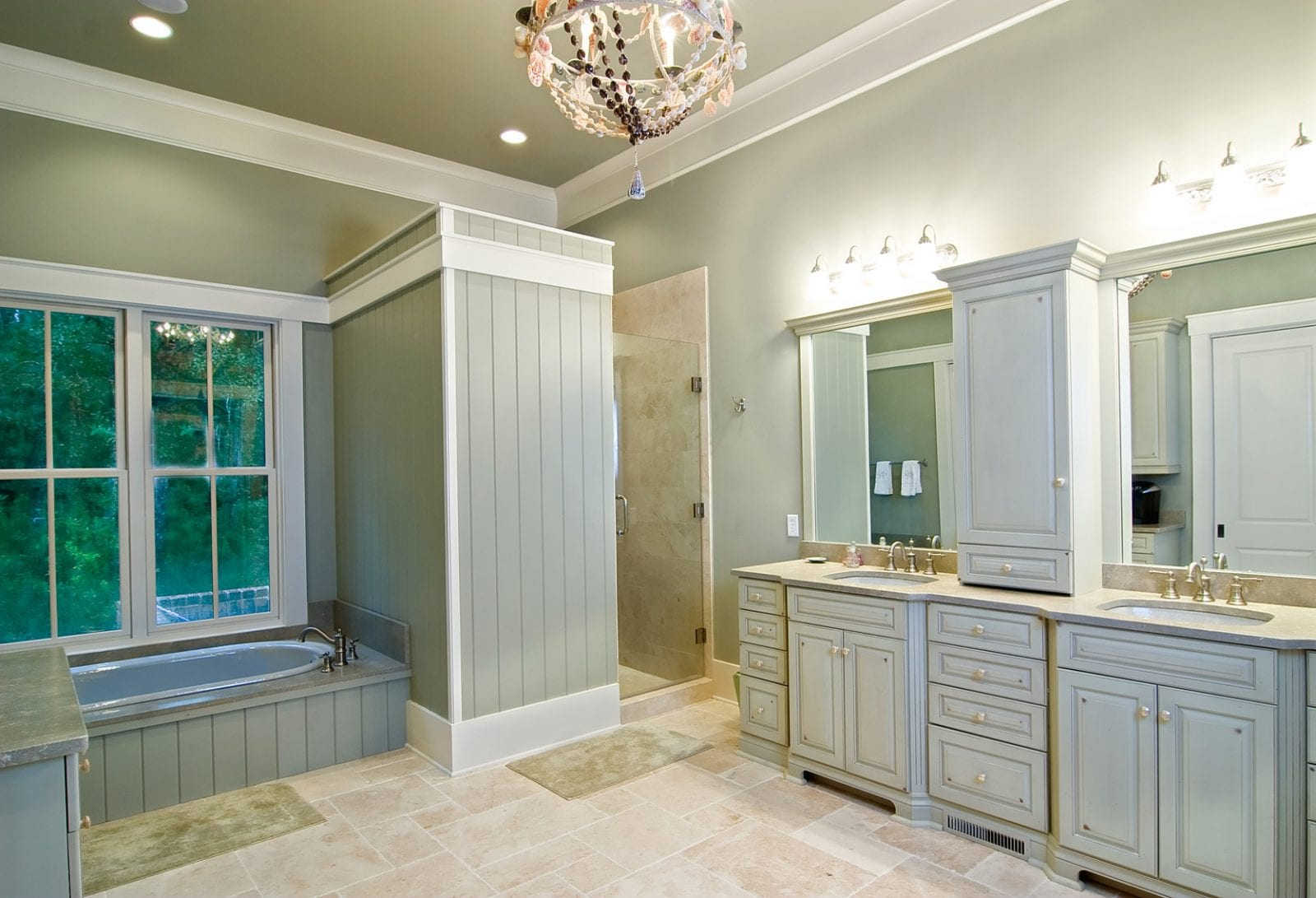 Choosing The Right Bathroom Cabinets